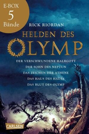 Helden des Olymp  Band 1 5 der spannenden Abenteuer Serie in einer E Box  PDF