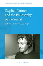 Stephen Turner and the Philosophy of the Social