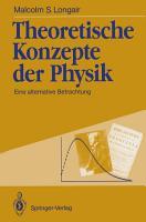 Theoretische Konzepte der Physik PDF