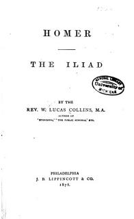 Homer  The Iliad Book