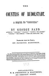 "The Countess of Rudolstadt: A Sequel to ""Consuelo"""