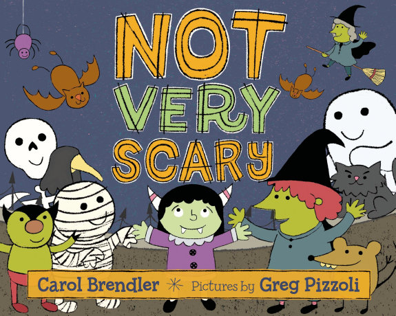 Not Very Scary PDF