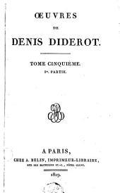 Oeuvres de Denis Diderot: (678 p.)