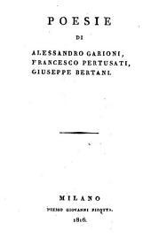 Sestine. Sonetti: Volume 10