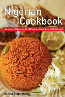 Nigerian Cookbook PDF