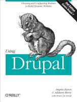Using Drupal PDF