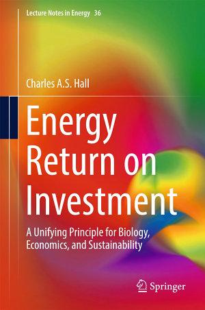 Energy Return on Investment