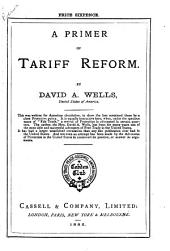 A Primer of Tariff Reform