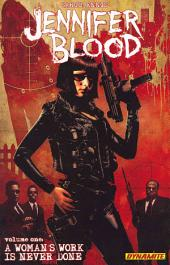 Jennifer Blood Vol 1: A Woman's Work Is Never Done
