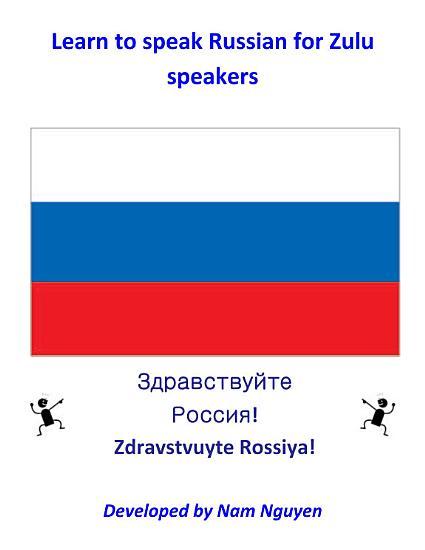 Learn to Speak Russian for Zulu Speakers PDF
