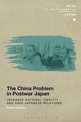 The China Problem in Postwar Japan PDF