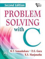 PROBLEM SOLVING WITH C PDF