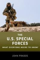 The US Special Forces PDF