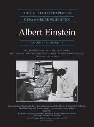 The Collected Papers of Albert Einstein  Volume 16  Documentary Edition  PDF