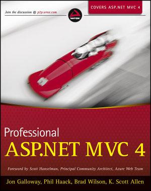 Professional ASP NET MVC 4
