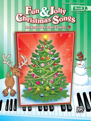 Fun   Jolly Christmas Songs  Book 1