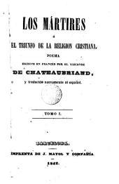 Los Mártires, ó, El triunfo de la religion cristiana, 1