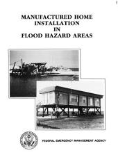 Manufactured Home Installation in Flood Hazard Areas