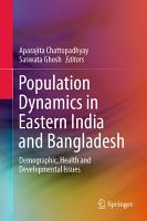 Population Dynamics in Eastern India and Bangladesh PDF