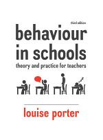 EBOOK: Behaviour in Schools: Theory and practice for teachers