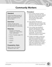 Community Workers Social Studies Center