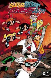 Cartoon Network: Super Secret Crisis War!, Vol. 1