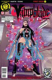 Vampblade #1: Issue 1