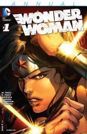 Wonder Woman Annual (2015-) #1