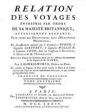Relation des Voyages