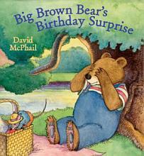 Big Brown Bear s Birthday Surprise PDF