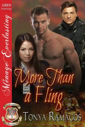 More Than a Fling [Uniformed and Blazing Hot 3]