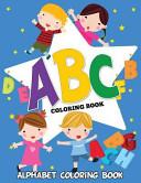 ABC Coloring Book (Alphabet Coloring Book)