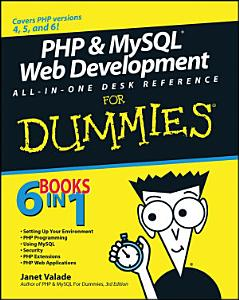 PHP and MySQL Web Development All in One Desk Reference For Dummies PDF