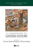 A Companion to Gender History PDF