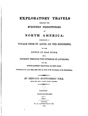 Exploratory Travels Through the Western Territories of North America PDF