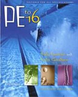 PE to 16 Book
