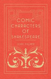 Comic Characters Of Shakespeare