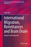 International Migration  Remittances and Brain Drain PDF