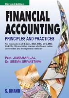 Financial Accounting  Principles and Practices  PDF