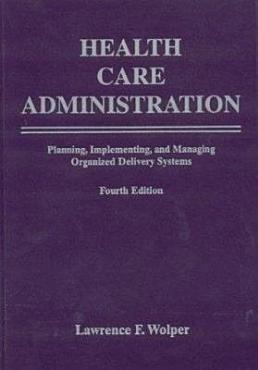 Health Care Administration PDF