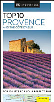 Top 10 Provence and the Cote D azur   DK Eyewitness Travel Guide PDF