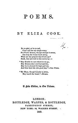 Poems     A new edition  etc   With plates  including a portrait   PDF