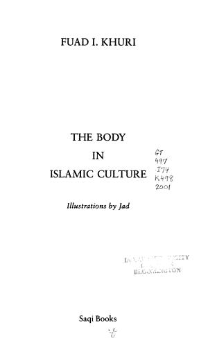 The Body in Islamic Culture