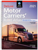 Rand McNally 2021 Deluxe Motor Carriers  Road Atlas PDF