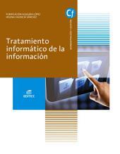 Tratamiento informático de la información. Novedad 2017