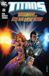 Titans (2008-) #22
