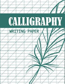 Calligraphy Writing Paper PDF