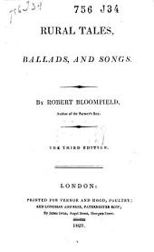 Rural tales: ballads and songs, Volume 1