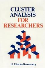 Cluster Analysis for Researchers