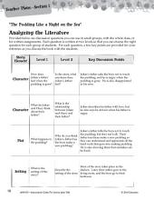 The Stories Julian Tells Leveled Comprehension Questions